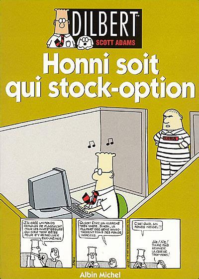 Dilbert 8. Honni soit qui stock-option