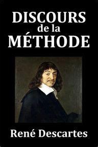 Discours De La Methode De Rene Descartes