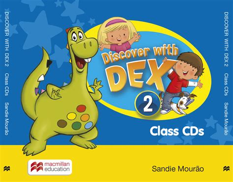 Discover With Dex 2 Audio Cd