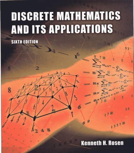 Discrete Mathematics And Its Applications 6th Edition Solution Manual Even