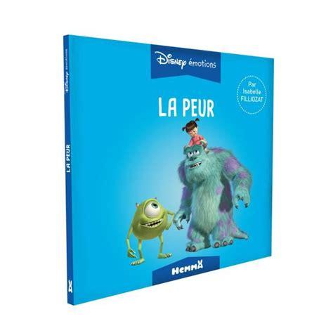 Disney Emotions Monstres Et Cie La Peur