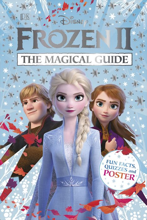 Disney Frozen 2 The Magical Guide Includes Poster