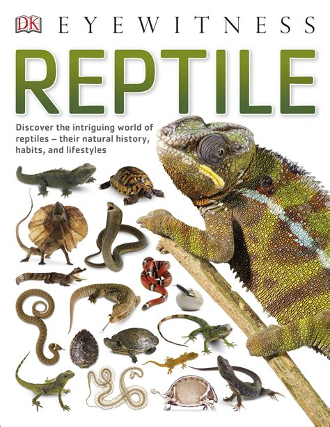 Dk Eyewitness Reptile (DK Eyewitness Books)