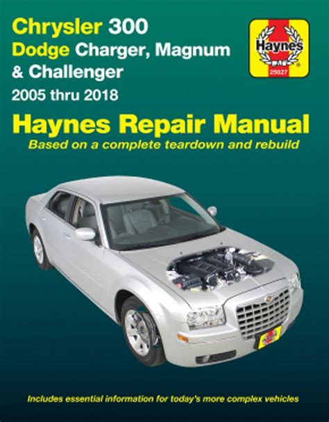 Dodge Magnum Haynes Manual