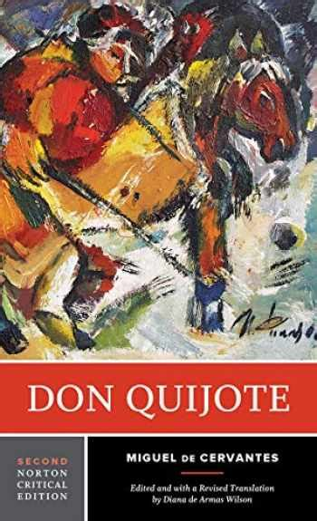 Don Quijote Norton Critical Editions