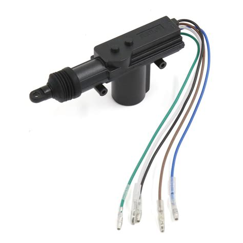 Door Actuator Wiring System