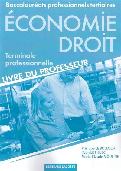 Dossier de droit, terminale G, livre du professeur