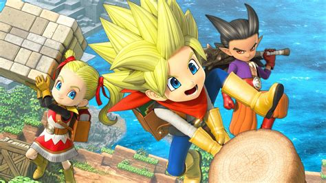 Dragon Quest Builders 2[d]