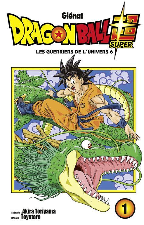 Dragon Ball Super Tome 01