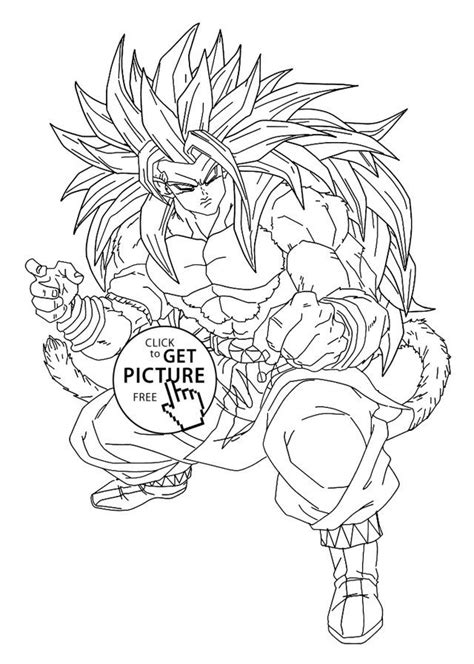 Dragon Ball Z Coloring Book 28 Exclusive Illustrations