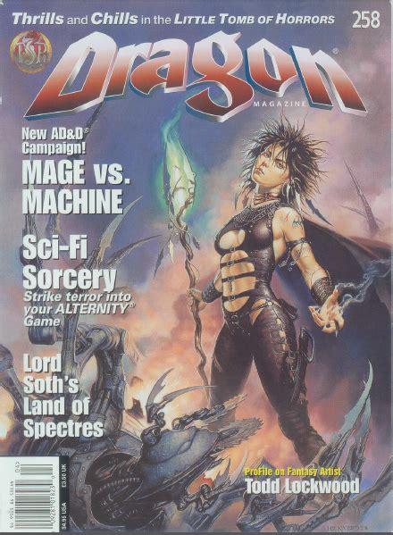 Dragonz Magazine No 50