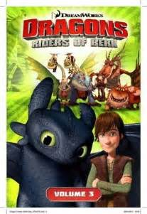 Dreamworks Dragons The Ice Castle How To Train Your Dragon Tv Volume 3