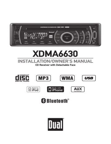 Dual Xdma6630 User Guide