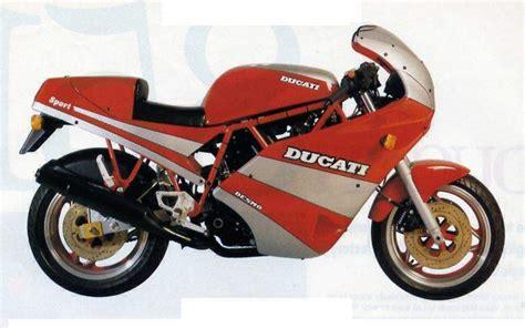 Ducati 750 Sport Workshop Service Repair Manual 1988 1989
