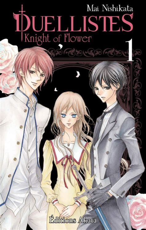 Duellistes Knight Of Flower Tome 2
