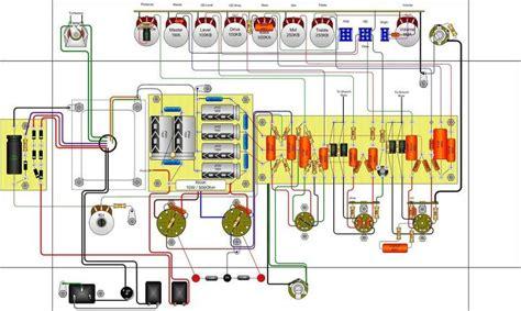 Dumble Amp Wiring Diagram