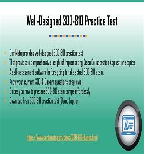 Dumps 300-810 Guide