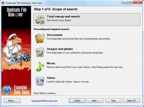 Duplicate File Remover Free Download Full Version