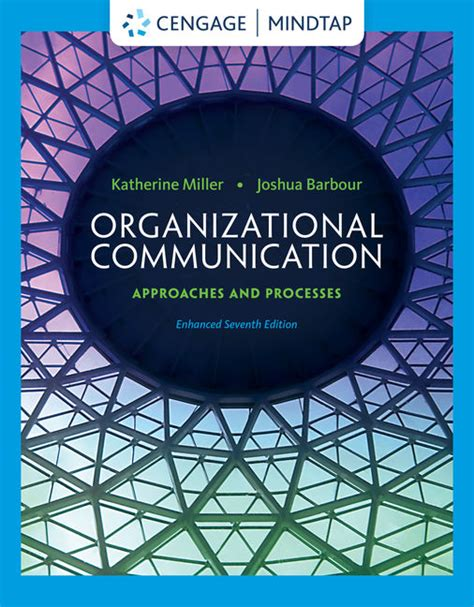 E Study Guide For Organizational Communication Approaches And Processes Textbook By Katherine Katherine Miller Miller Business Business