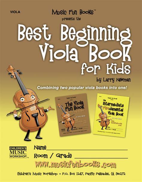 Early Start 1 Viola Book