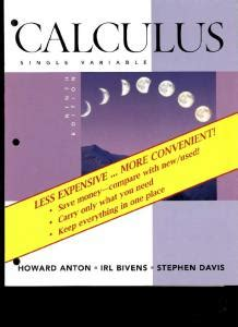Early Transcendentals 5th Edition Solutions Manual Edwards