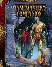 Earthdawn Gamemaster S Companion