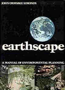Earthscape Manual Of Environmental Planning A Manual Of Environmental Planning