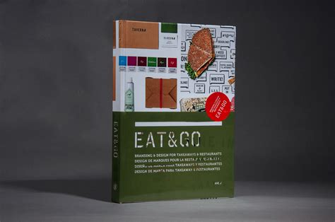 Eat And Go Branding And Design Identity For Takeaways And Restaurants