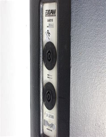 Eaw La215 User Guide
