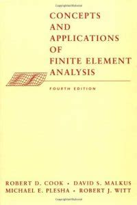 Ebook 25 13mb Finite Element Analysis Cook Solution Manual