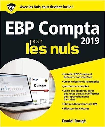 Ebp Compta Pour Les Nuls Grand Format
