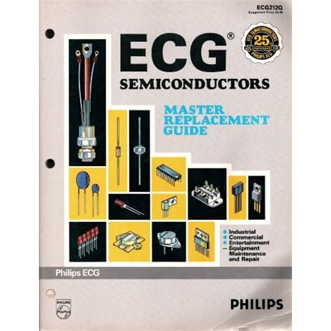 Ecg Philips Semiconductors Master Replacement Guide