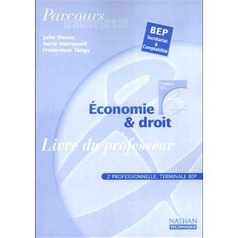Eco Droit Bep Par Tran Prof 02