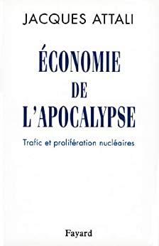 Economie De Lapocalypse Trafic Et Proliferation Nucleaires