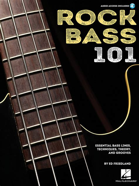 Ed Friedland Rock Bass 101