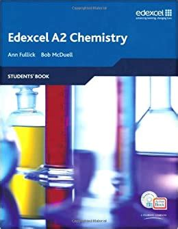 Edexcel Chemistry For As Book And Cd Rom
