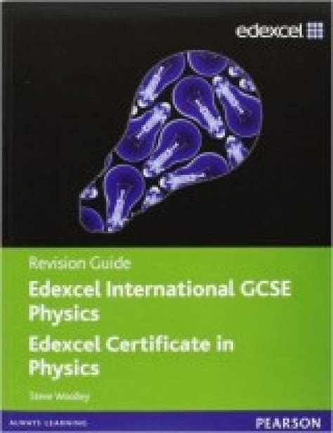 Edexcel Igcse Physics Revision Guide Answers