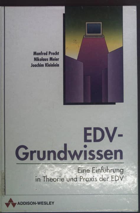 Edv Grundwissen