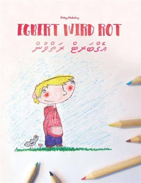 Egbert Wird Rot Kinderbuch Deutsch Ukrainisch Zweisprachig Bilingual German Edition