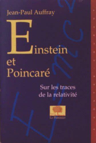 Einstein Et Poincare