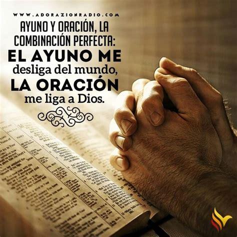 El Ayuno Y La Oracion