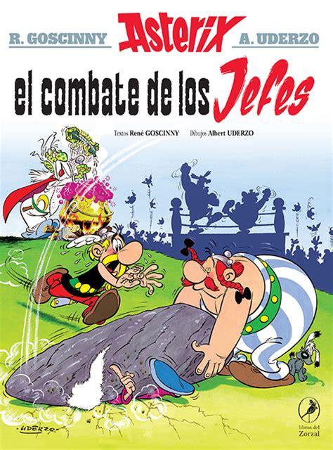 El Combate De Los Jefes Asterix Y El Combate De Los Jefes Castellano A Partir De 10 Anos Asterix La Coleccion Clasica