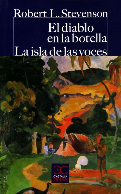 El Diablo En La Botella La Isla De Las Voces Castalia Prima