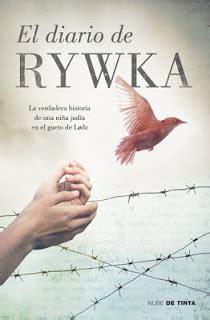 El Diario De Rywka Lipszyc Nube De Tinta