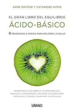 El Gran Libro Del Equilibrio Acido Basico Nutricion Y Dietetica