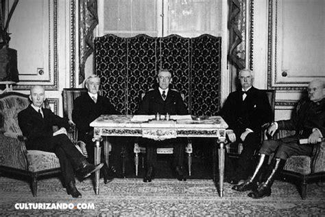 El Iii Reich Y El Tratado De Versalles 11 De Noviembre 1918