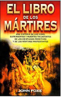 El Libro De Los Martires De Jesus