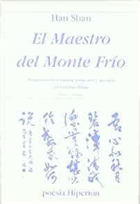 El Maestro Del Monte Frio 59 Poemas Poesia Hiperion