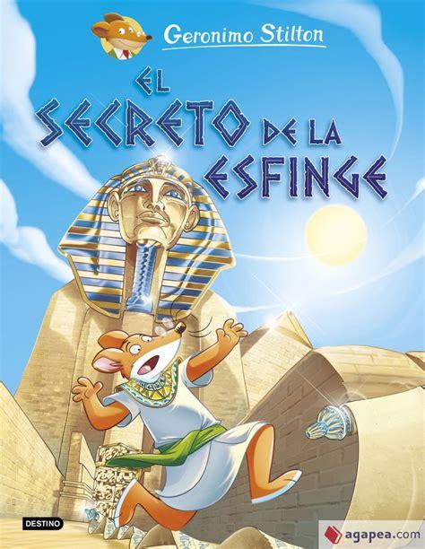 El Secreto De La Esfinge Comic Geronimo Stilton 3