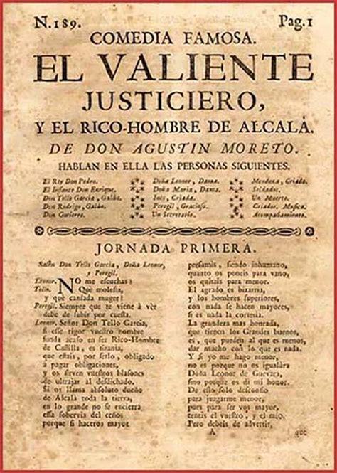 El Valiente Justiciero Biblioteca Virtual Miguel De Cervantes